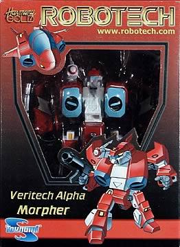 Robotech Veritech Alpha Rook