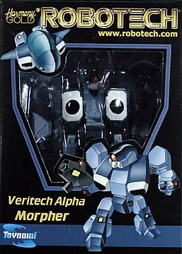 Robotech Veritech Alpha Shadow