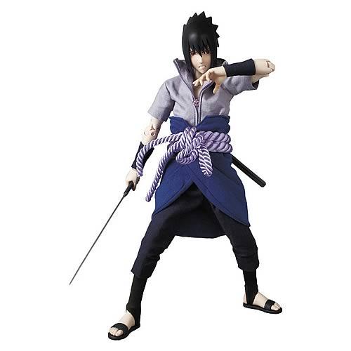 Naruto Shippuden Project Bm Sasuke Figure Toynami