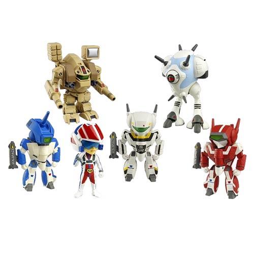 Robotech 30th Anniversary Super Deformed Blind Box Figure