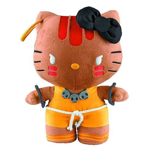 Street Fighter Dhalsim Hello Kitty 11-Inch Series 3 Plush