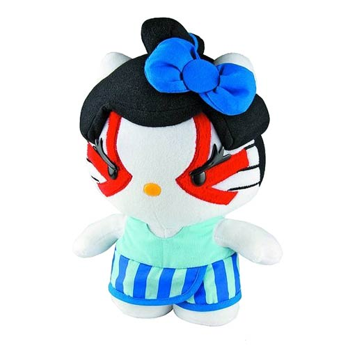 Street Fighter E. Honda Hello Kitty 11-Inch Series 3 Plush
