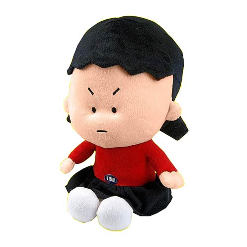 Angry Little Girls Kim 12-Inch Talking Plush