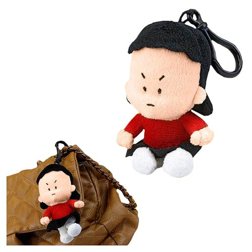 Angry Little Girls Kim Clip-On Plush