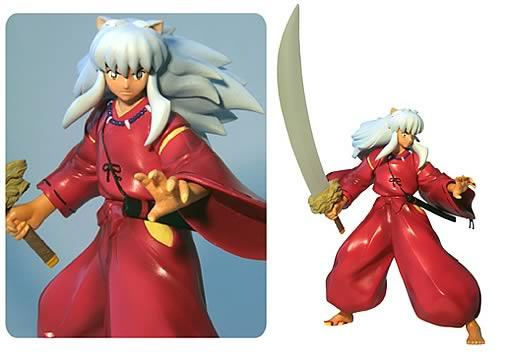 Inuyahsa Figures Series 1 - Inuyasha