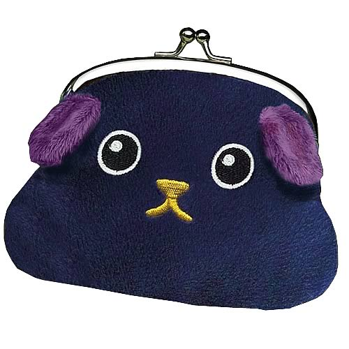 Mameshiba Black Bean Coin Purse