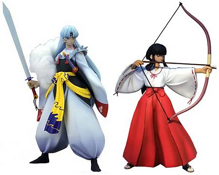 Inuyasha Figures Series 2 Case