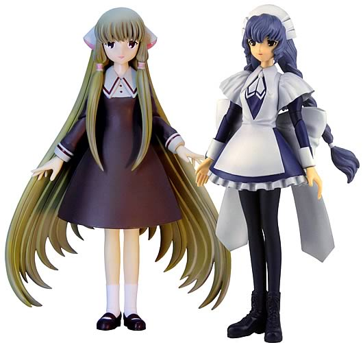 Chobits Series 1 Action Figure Set