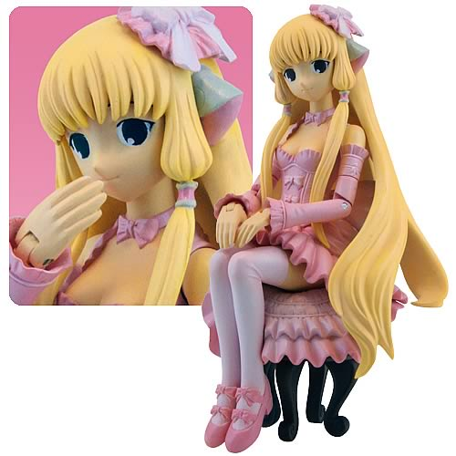 Chobits Series 2 Chi in Party Dress Case