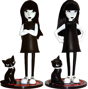 Emily the Strange 6-inch Action Figure Set