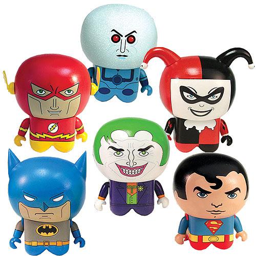 DC Heroes UNKL Model Vinyl Figure Random 4-Pack