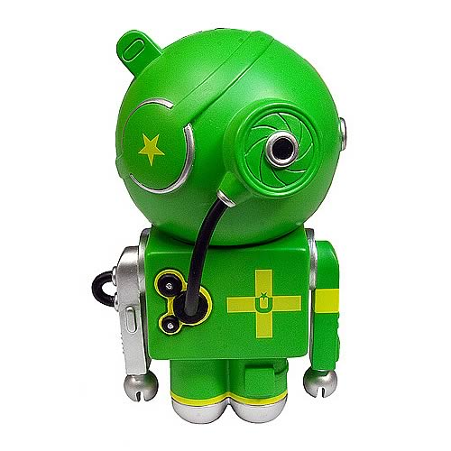 UNKL Hazmapo D1-600 Model Vinyl Figure, Not Mint