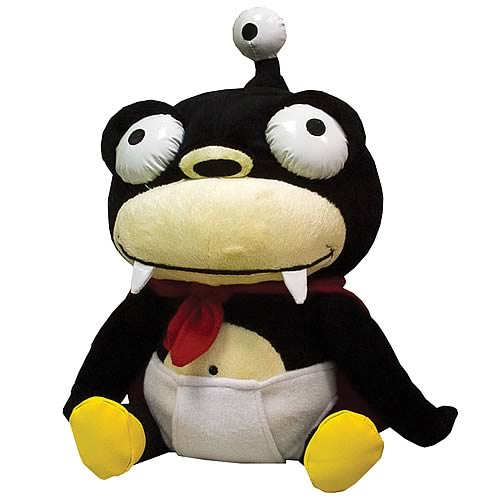 Futurama Series 1 Nibbler Plush