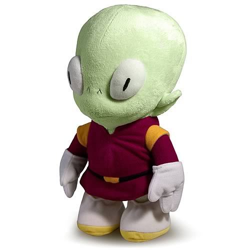 Futurama Kif Kroker Series 2 Plush