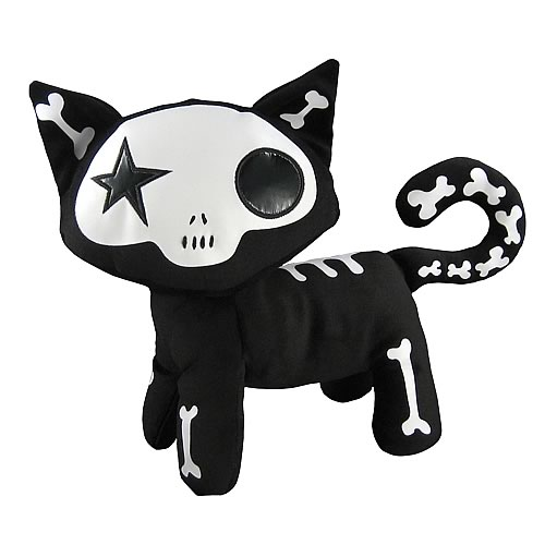 Emily the Strange Skele-Posse Mystery Plush