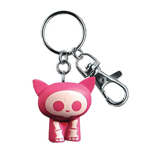 Skelanimals All You Need Is Love Kit (Cat) Key Chain