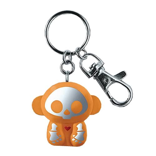 Skelanimals All You Need Is Love Marcy (Monkey) Key Chain