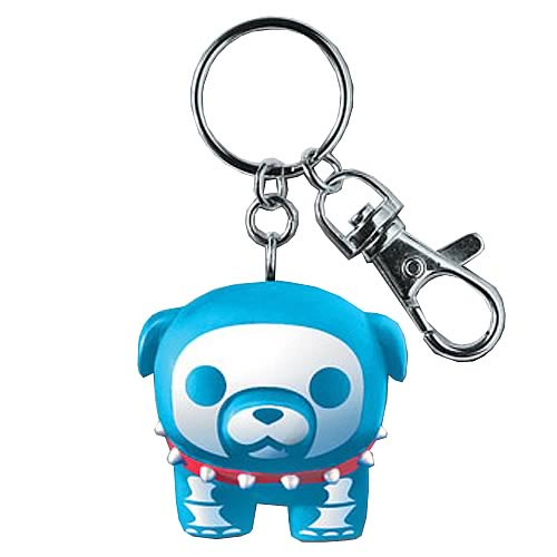 Skelanimals All You Need Is Love Maxx (Bulldog) Key Chain