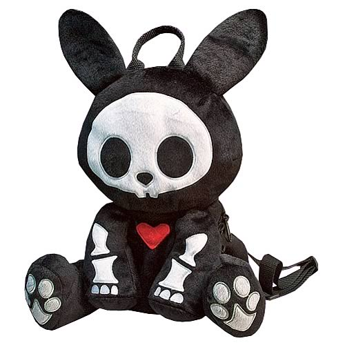 Skelanimals Jack (Rabbit) Deluxe Backpack