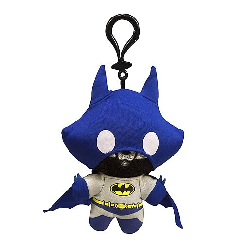 DC Heroes Skelanimals Batman Jae Clip-On Plush