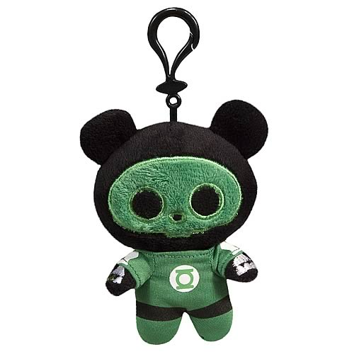 DC Heroes Skelanimals Green Lantern Chungkee Clip-On Plush