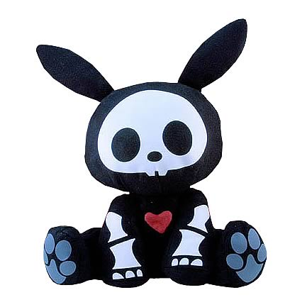 Skelanimals Jack (Rabbit) 8-Inch Plush
