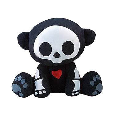 Skelanimals Marcy (Monkey) 8-Inch Plush