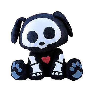 Skelanimals Dax (Dog) 8-Inch Plush