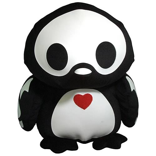 Skelanimals Pen (Penguin) Series 2 8-Inch Plush