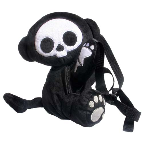 Skelanimals Marcy (Monkey) Backpack
