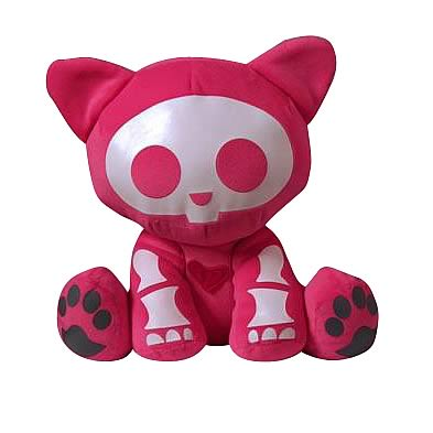 Skelanimals Lovestruck Kit (Cat) 8-Inch Plush