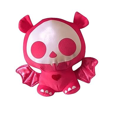 Skelanimals Lovestruck Diego (Bat) 8-Inch Plush