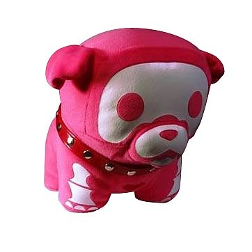 Skelanimals Lovestruck Max (Bulldog) 8-Inch Plush