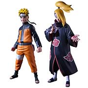 Naruto Shippuden Series 1 Action Figure Set