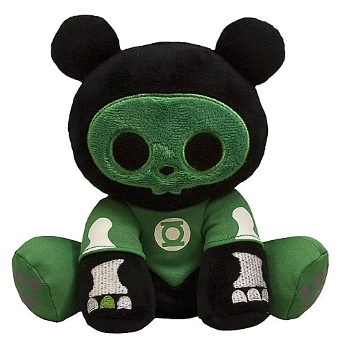 DC Heroes Skelanimals Green Lantern Chungkee Mini Plush
