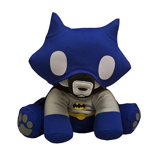 DC Heroes Skelanimals Batman Jae Mini Plush