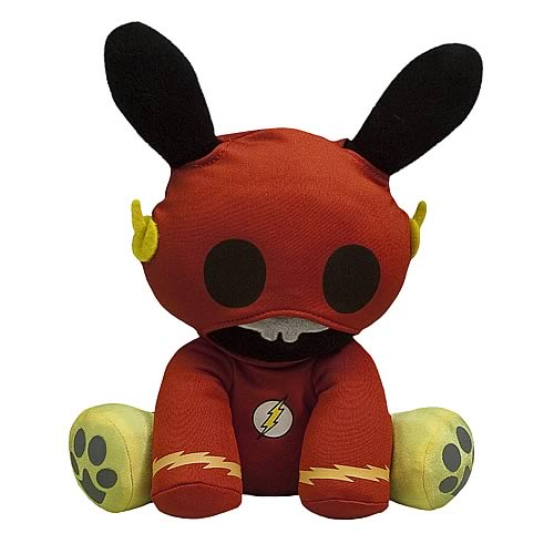 DC Heroes Skelanimals Flash Jack  Mini Plush