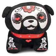Skelanimals Day of the Dead Maxx (Bulldog) 6-Inch Plush