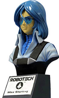 Robotech Max Sterling Bust