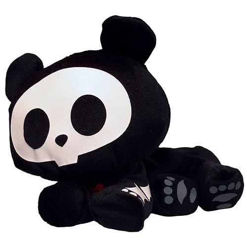 Skelanimals ChungKee (Panda) 6-Inch Beanie