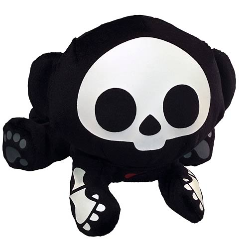 Skelanimals Marcy (Monkey) 6-Inch Beanie