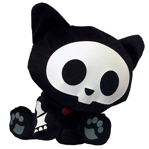 Skelanimals Kit (Cat) 6-Inch Beanie