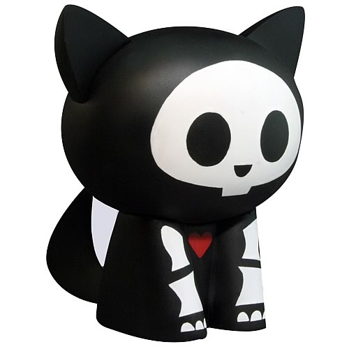 Skelanimals Kit (Cat) 5-Inch Vinyl Figure