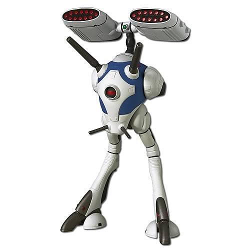 Robotech Zentraedi Light Artillery Battlepod Figure