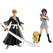 Bleach Series 1 Action Figure Set