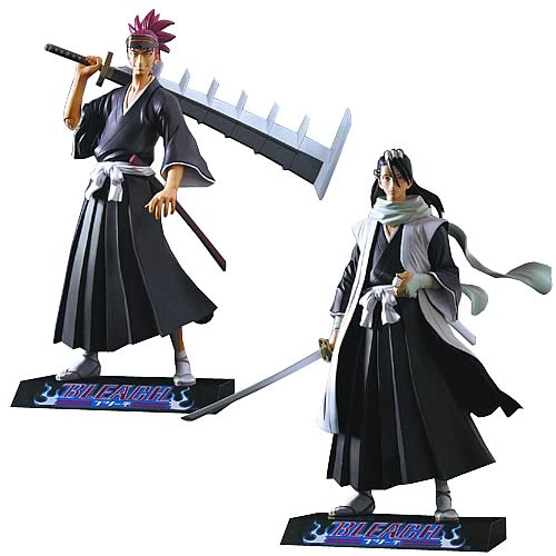 Bleach Series 3 Action Figure Set