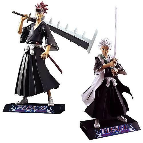 Bleach Encore Collection Series 3 Action Figure Set