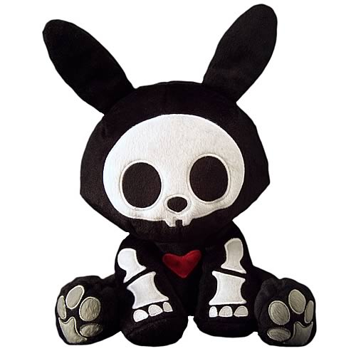 Skelanimals Jack (Rabbit) Deluxe 8-Inch Plush