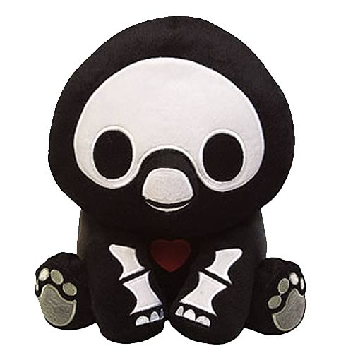Skelanimals Pudge (Turtle) Deluxe 8-Inch Plush