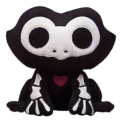 Skelanimals Chip (Frog) Deluxe 8-Inch Plush